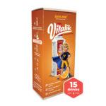 dětský nápoj Vitalík pomerančový 5-pack