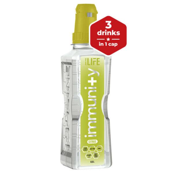 funkční nápoj ISOLINE.LIFE citrus