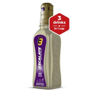 energetický nápoj ESCALATE 375 ml açaí