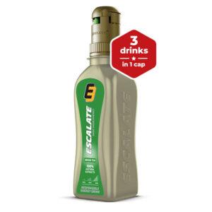 energetický nápoj ESCALATE 375 ml zelený čaj